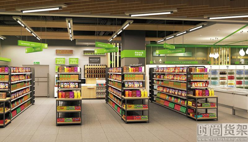 超市怎么做促销陈列 沃尔玛教你这样做图片