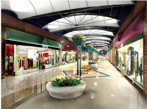 燕莎奥特莱斯让你感受全球零售发展魅力图片